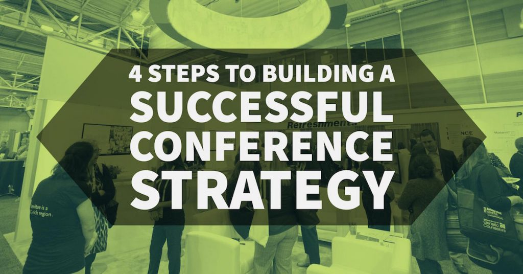 How To Create a Conference Strategy