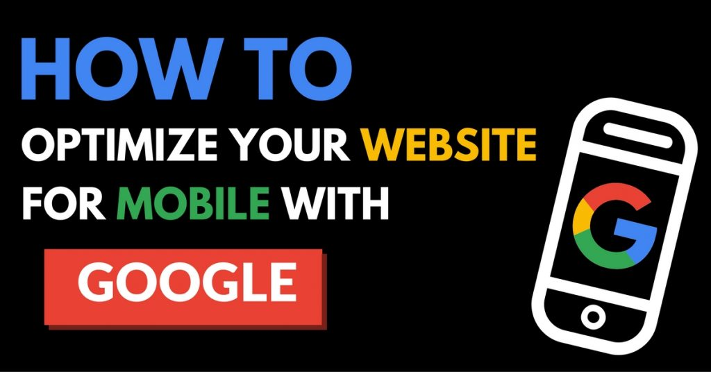 How to Optimize Your Website For Mobile with TestMySite