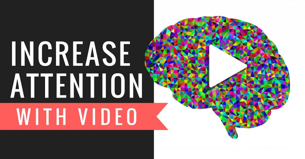 3 Reasons Why Video is The Ultimate Attention Hack