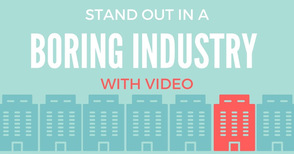 How to Create Compelling Videos — Even in a Boring Niche