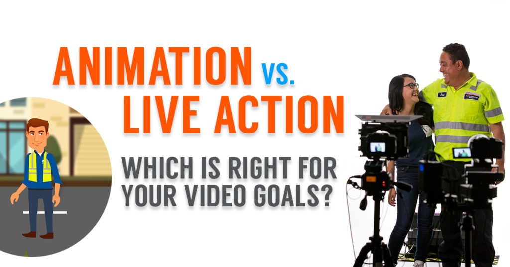 Animation vs. Live Action: Which Is Right For Your Video Goals? (Ep. 93)