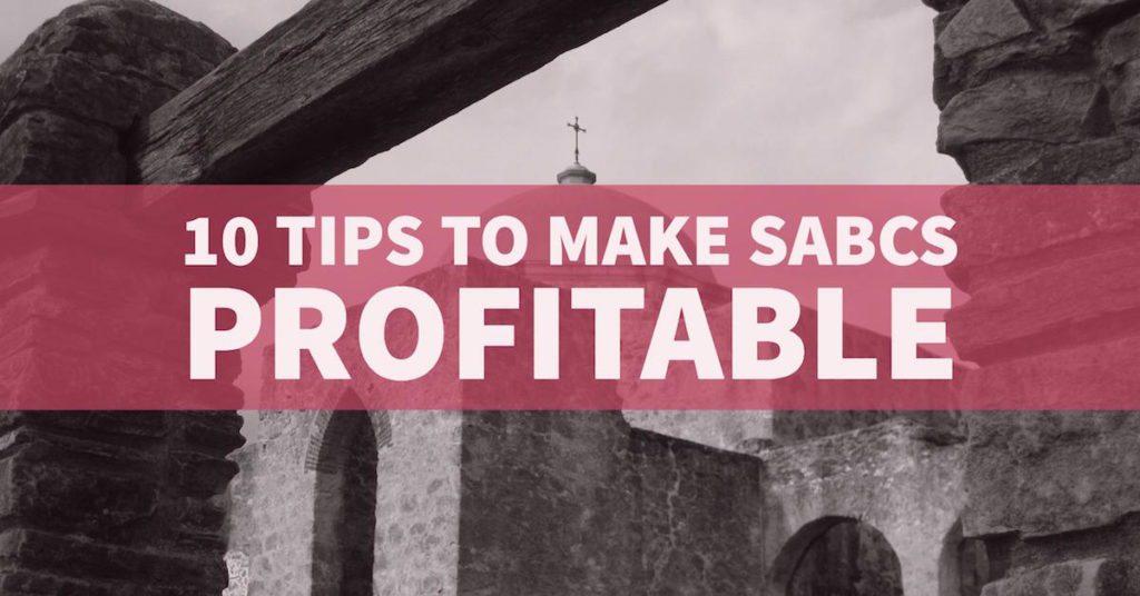 10 Tips to Make SABCS a Profitable Conference