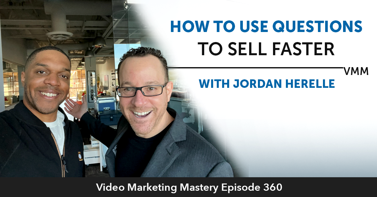 How To Use Questions To Sell Faster (Ep. 360)