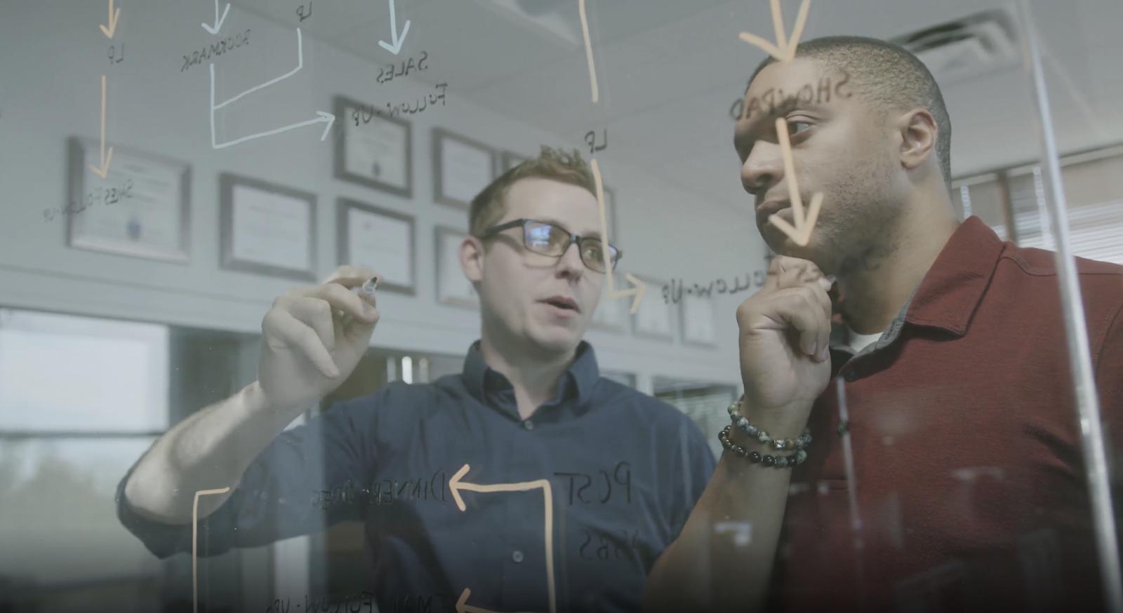 Marcus & Jordan Planning