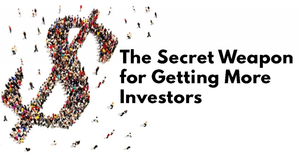 Equity Crowdfunding: A Secret Weapon For Getting More Investors
