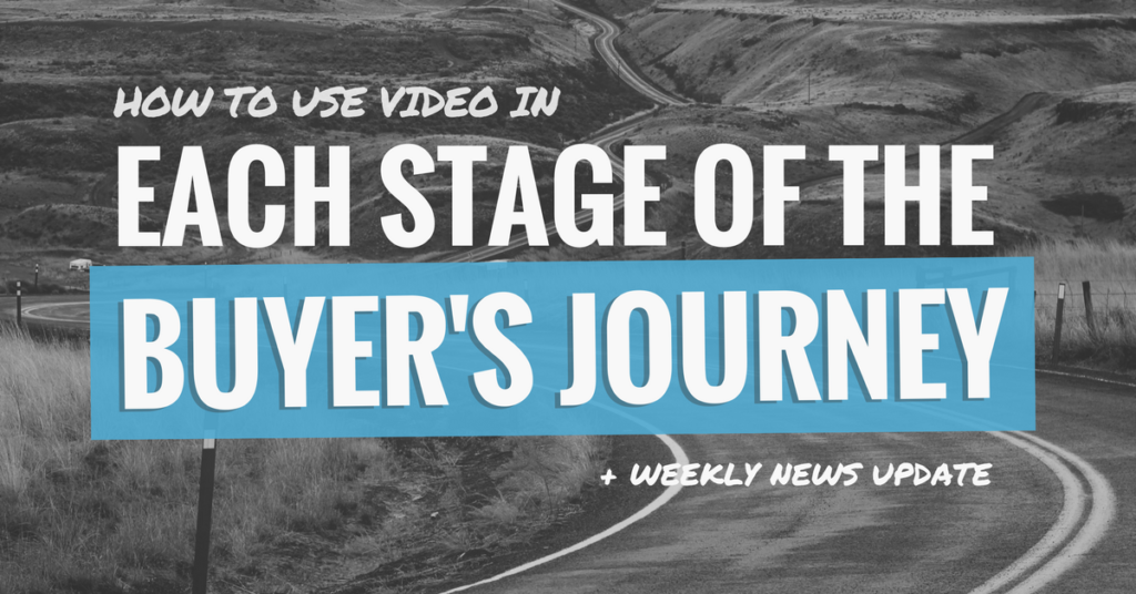 How To Use Video In Each Stage of The Buyer's Journey (Ep. 112)