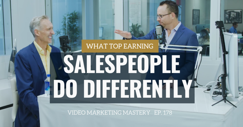 What Top Earning Salespeople Do Differently, ft. Dan Lier (Ep. 178)