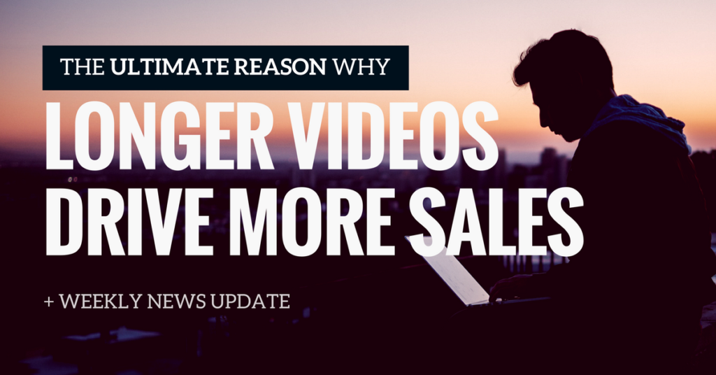 The Ultimate Reason Why Longer Videos Drive More Sales (Ep. 127)